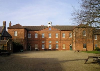 Gressenhall Workhouse
