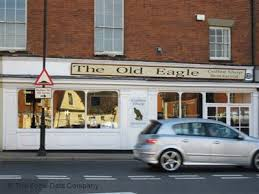 The Old Eagle Dereham Cafe