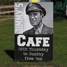 Jimmy's Cafe and Bar Old Buckenham Airfield
