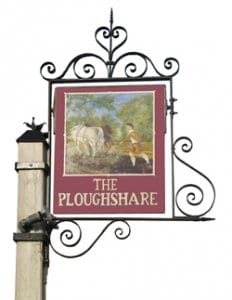 The Ploughshare Pub Beeston norfolk restaurant, coffee shop