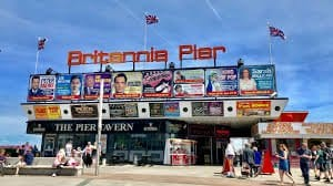 Britannia Pier and Theatre Great Yarmouth