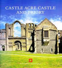 Wonderful Historic Castle Acre Priory Norfolk