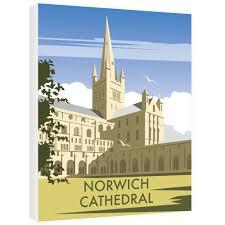 Wonderful Norwich Cathedral