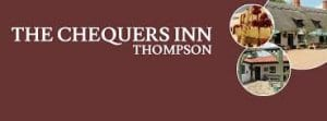 The Chequers Inn Thompson