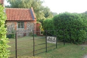 Woodside Cottage b&b Weasenham