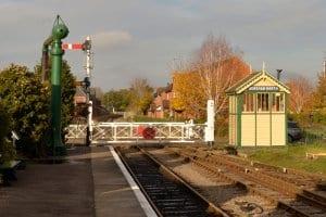 Mid Norfolk Railway, Dereham